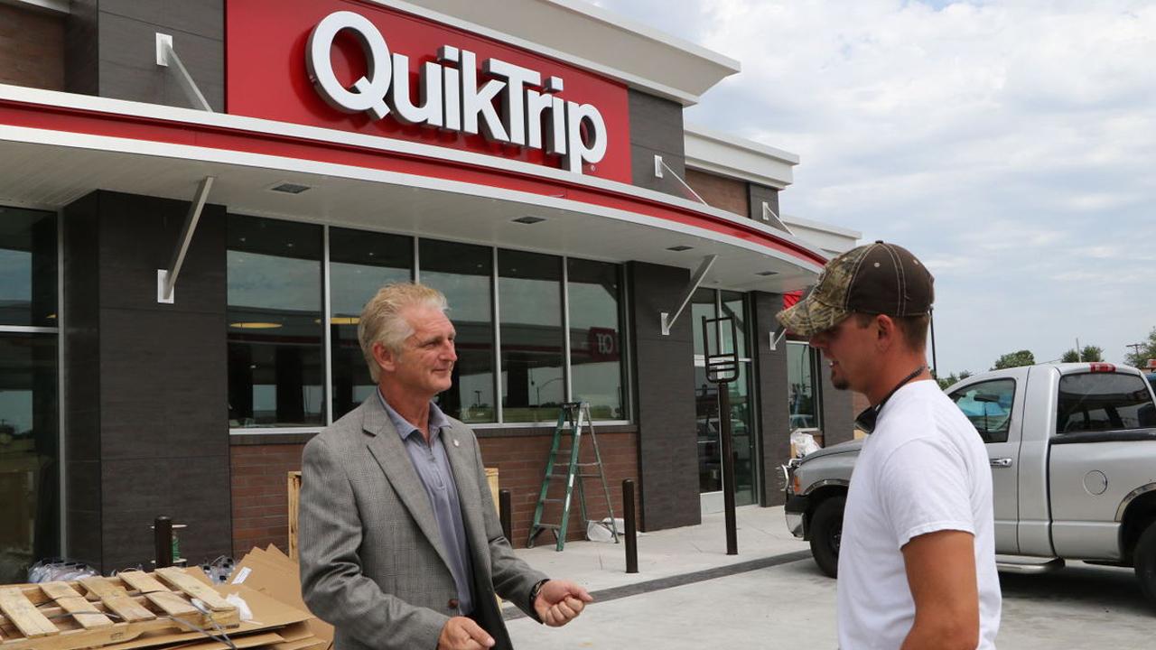 Wagoner QuikTrip opening soon