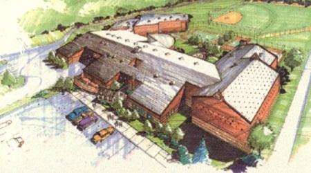 Sax & Fox Juvenile Detention Center
